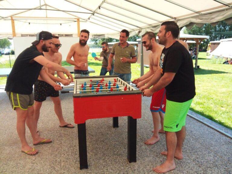 Grill Park Ferrara - Calcio balilla calcino gratuito