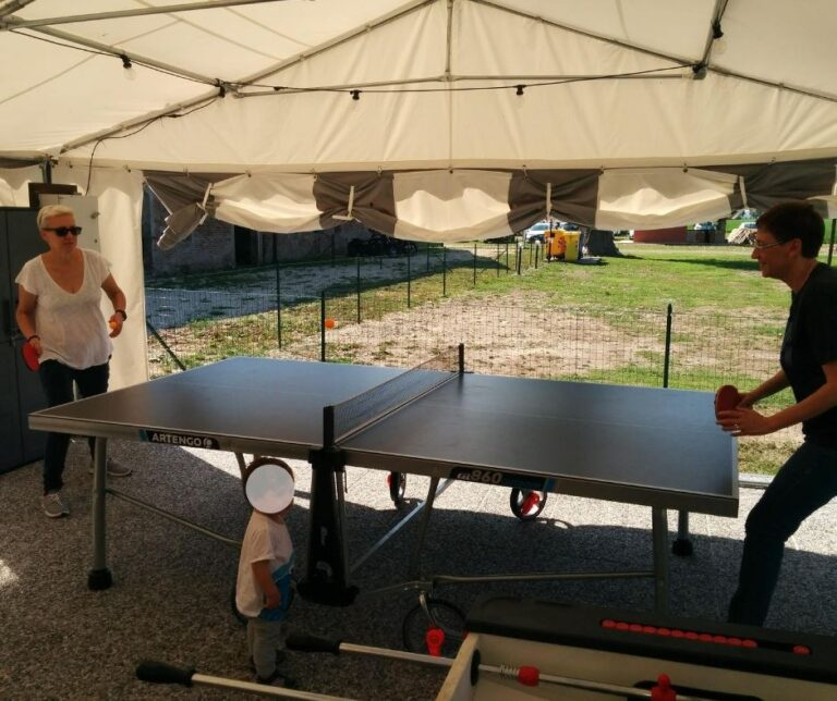 Grill Park Ferrara - Ping pong gratis