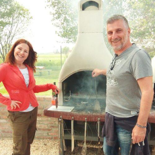 Grill Park Ferrara - Barbecue in muratura