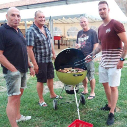 Grill Park Ferrara - Il barbecue kettle