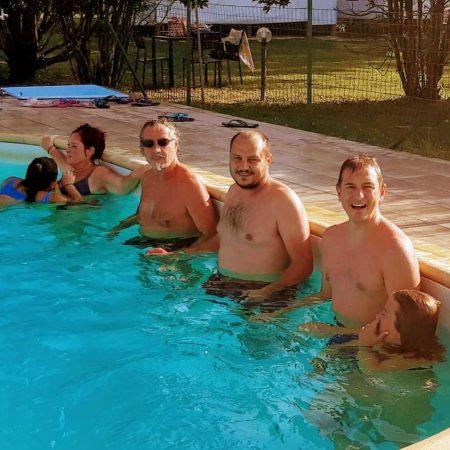 Grill Park Ferrara - La piscina 2