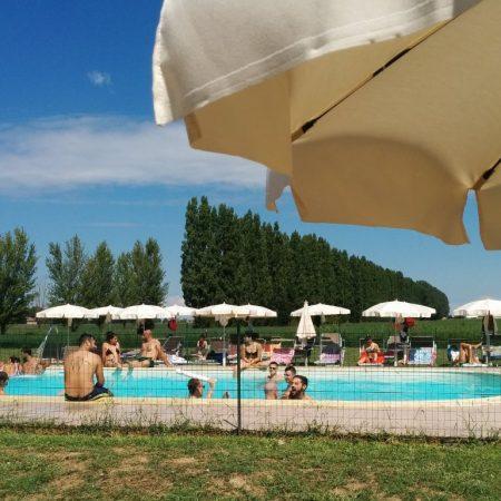 Grill Park Ferrara - La piscina