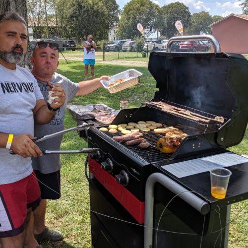 Grill Park Ferrara - barbecue a gas standard